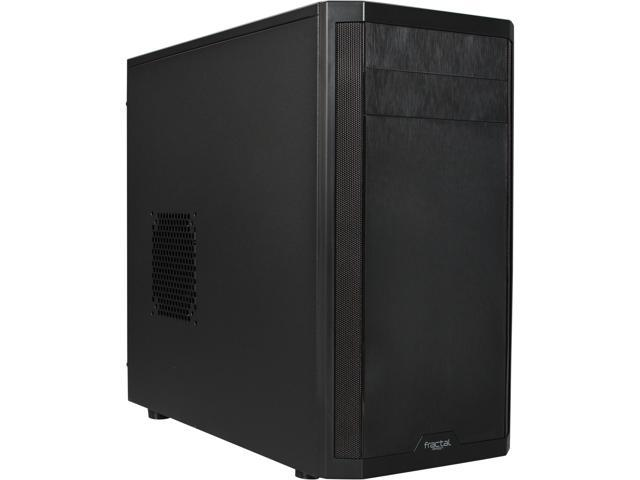 Fractal Design FD-CA-CORE-3500-BL Black Steel ATX Mid Tower Computer Case