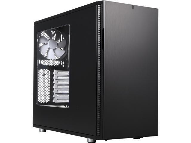 Fractal Design Define R5 FD-CA-DEF-R5-BK-W Black Computer Case