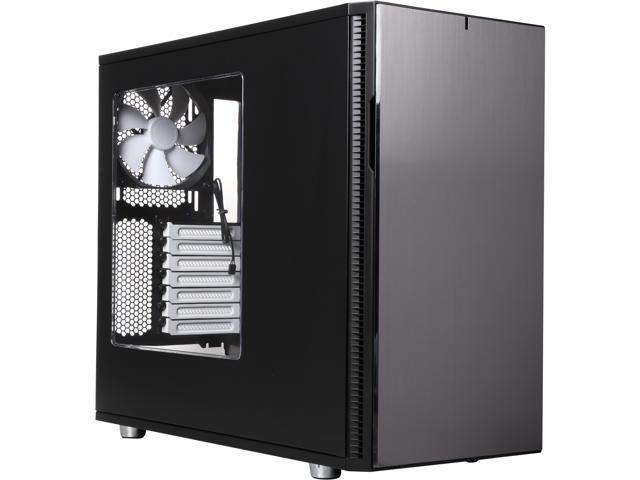 Fractal Design Define R5 FD-CA-DEF-R5-TI-W Titanium Computer Case