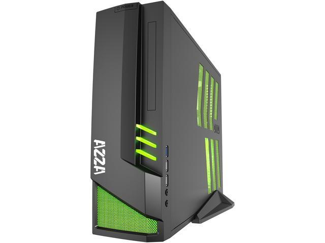 AZZA CSAZ-103 Black SECC Mini-ITX Tower Computer Case