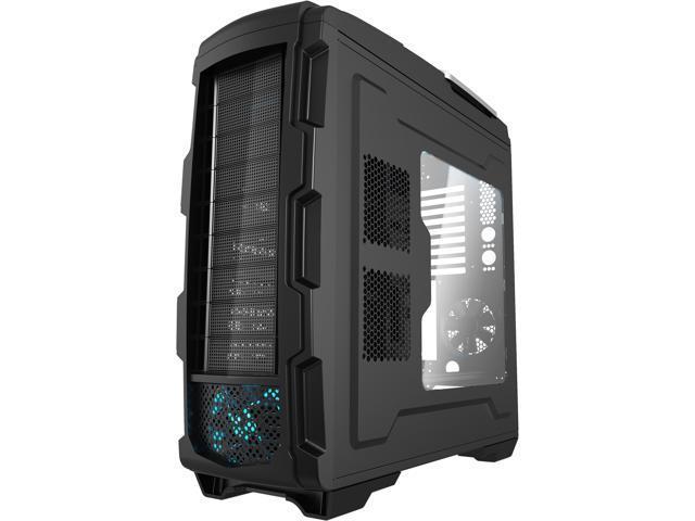 AZZA CSAZ-GT 1 Black SECC ATX Full Tower Computer Case (Mail In Rebate $40.0 Expires 09/30/15) (Mail In Rebate $40.00 Expires 01/01/1753)