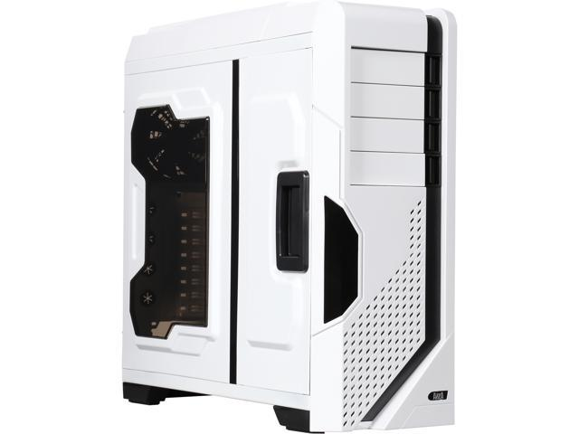 AZZA CSAZ-8000W White SECC ATX Full Tower Computer Case