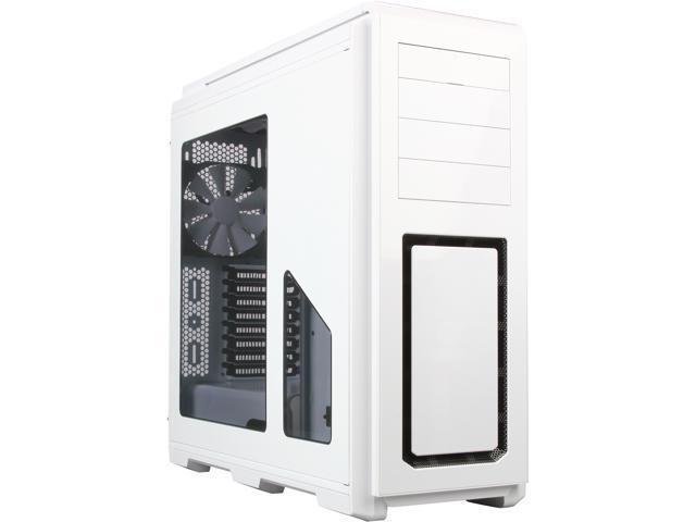 Phanteks Enthoo Luxe Series PH-ES614L_WT White Aluminum / Steel ATX Full Tower Computer Case