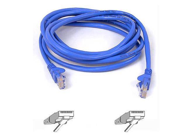 BELKIN A3L980-10-BLU-S 10 ft. Cat 6 Blue Color Network Cable