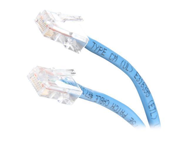 BELKIN A3L791-02-BLU 2 ft. Cat 5E Blue Color Cat5e Patch Cable