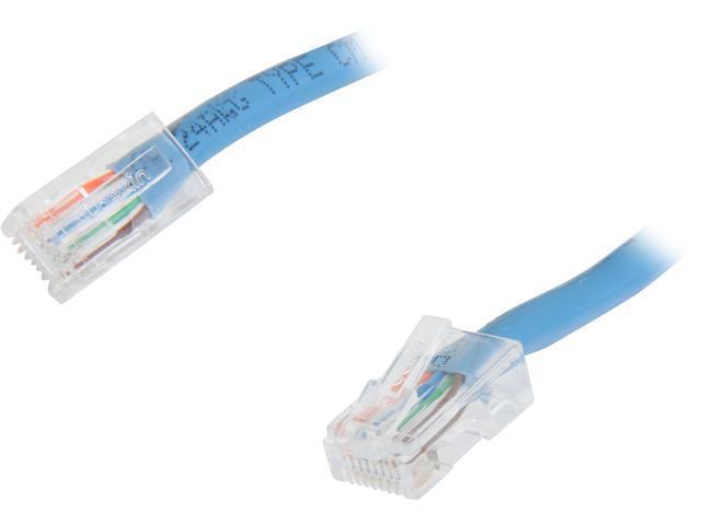 BELKIN A3L791-08-BLU 8 ft. Cat 5E Blue Patch Cable