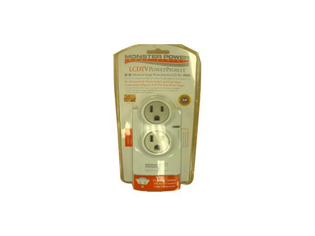 MONSTER HS AVFL 200 2 Outlets 1080 J Home Series LCD PowerProtect