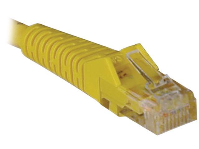 TRIPP LITE N201-020-YW 20 ft. Cat 6 Yellow Color Network Cable
