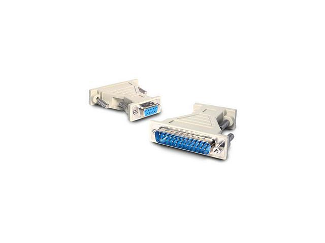 StarTech AT925FM DB9 to DB25 Serial Adapter - F/M