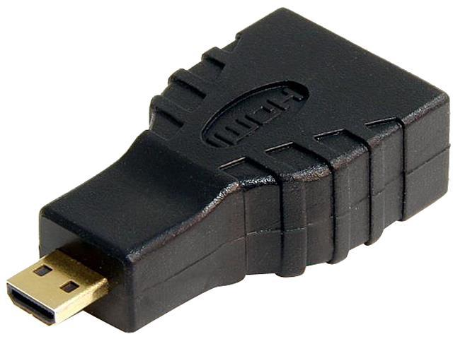 StarTech HDADFM HDMI® to HDMI Micro Adapter - F/M