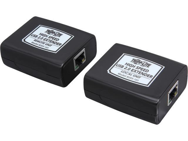 Tripp Lite B203-101 USB 2.0 Over Cat5 Extender Kit