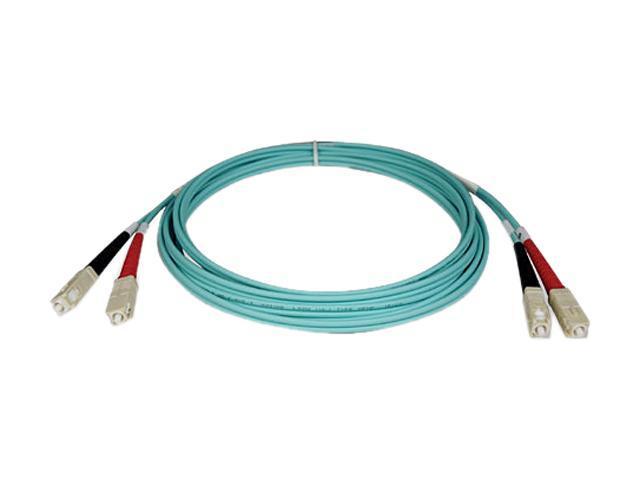 Tripp Lite N806-10M 33 ft. 10Gb Duplex MMF 50/125 OM3 LSZH Fiber Patch Cable