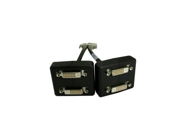 PNY 030-0230-000 VHDCI to DVI Cable