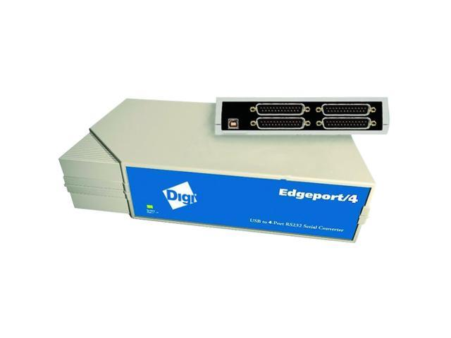 Digi International 301-1000-04 Edgeport/4 Multiport Serial Adapter