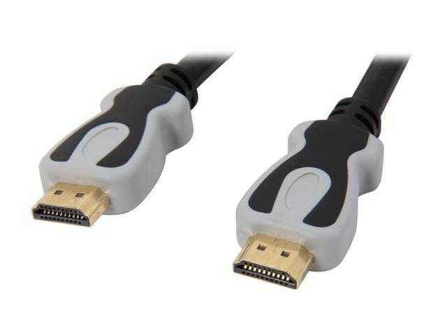 Kaybles 6ft DHDMI-6BK 6 ft. D-Series Heavy Duty HDMI Cable Standard Speed 28AWG with Gold Plated Connector M-M 6 feet - OEM