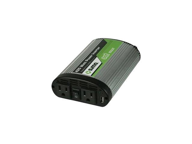 Sima STP-425 425W Dual Out Power Inverter