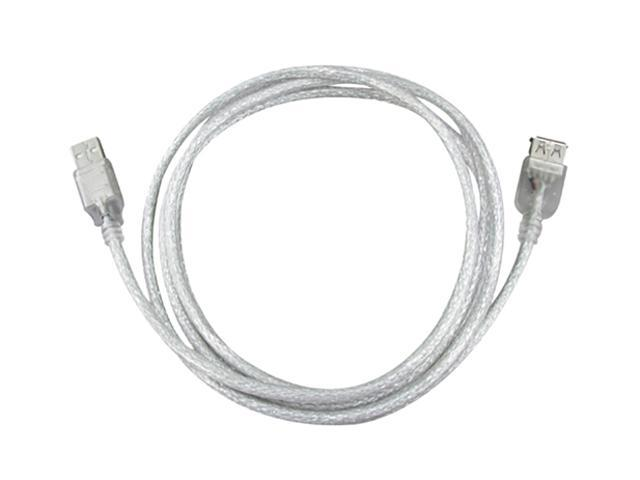 Insten 675636 6 ft. White USB Cable, Type A to A