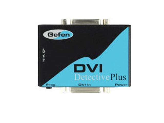 Gefen EXT-DVI-EDIDP Adapter - An Easier Way to Store EDID for HDTV