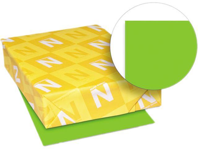 Astrobrights Colored Paper, 24lb, 8-1/2 x 11, Martian Green, 500 Sheet