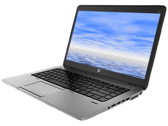 HP Laptop EliteBook 840 G1 (J8U02UT#ABA) Intel Core i3 4030U (1.90GHz) 4GB Memory 500GB HDD Intel HD Graphics 4400 14.0