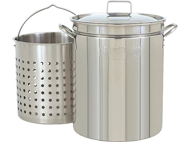 36 Qt Steam Boil Fry Stockpot