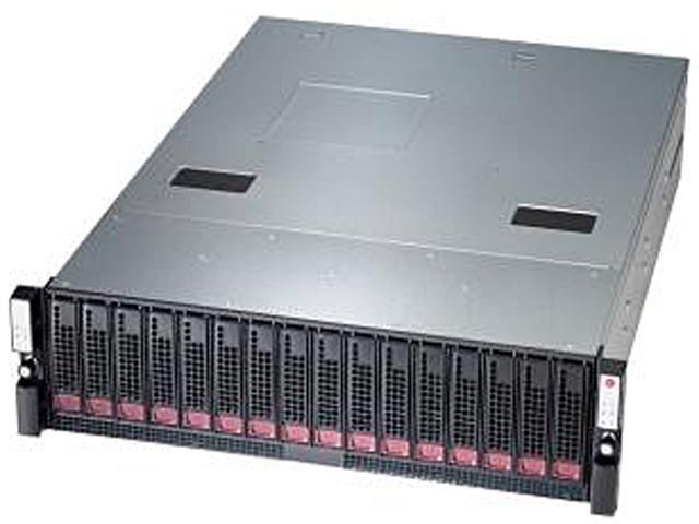 Supermicro SuperStorage Bridge Bay NAS Server