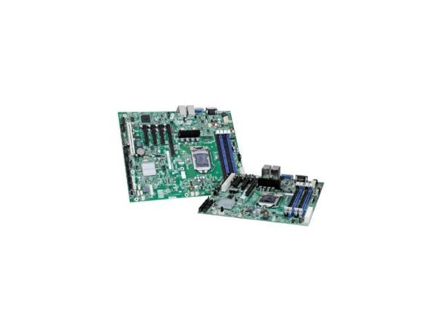Intel S1200BTLR Server Motherboard - Intel C204 Chipset - Socket H2 LGA-1155