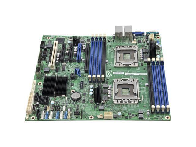 Intel DBS2400SC2 SSI CEB Server Motherboard Dual LGA 1356 DDR3 1600/1333/1066