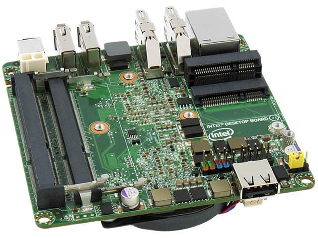 Intel BLKD33217GKE Intel Core i3 3217U Processor Motherboard/CPU Combo - OEM