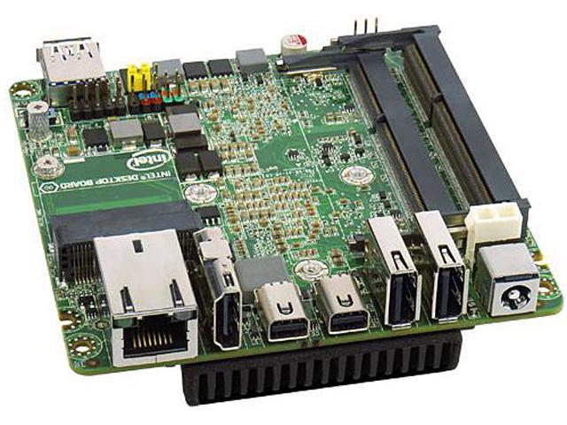 Intel BLKDC53427RKE Intel Motherboard (10 Pack)