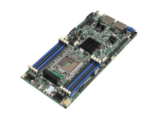 Intel S1600JP4 Server Motherboard - Socket R LGA-2011 - 10 x Bulk Pack