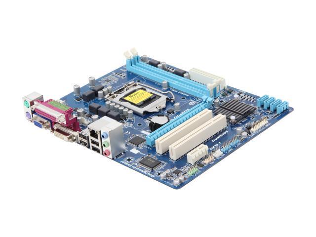 GIGABYTE GA-H61M-S2PV(R2.0) LGA 1155 Intel H61 Micro ATX Intel Motherboard