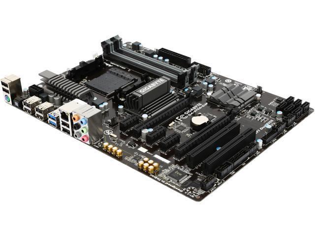 GIGABYTE GA-970A-D3P AM3+/AM3 AMD 970 6 x SATA 6Gb/s USB 3.0 ATX AMD Motherboard