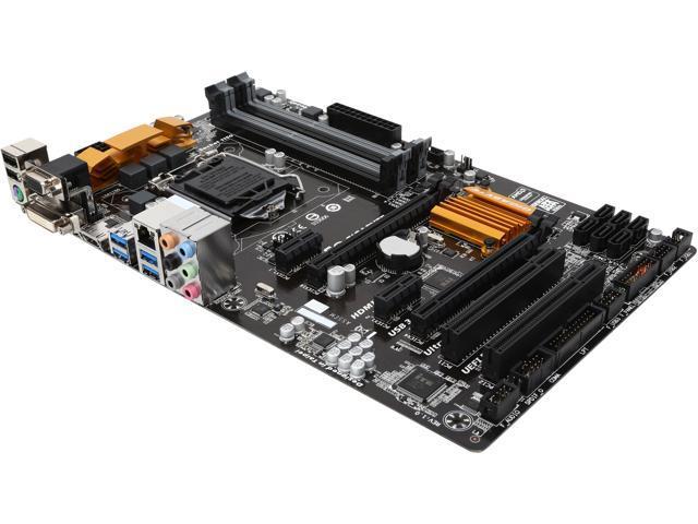 GIGABYTE GA-Z97-HD3 LGA 1150 Intel Z97 HDMI SATA 6Gb/s USB 3.0 ATX Intel Motherboard