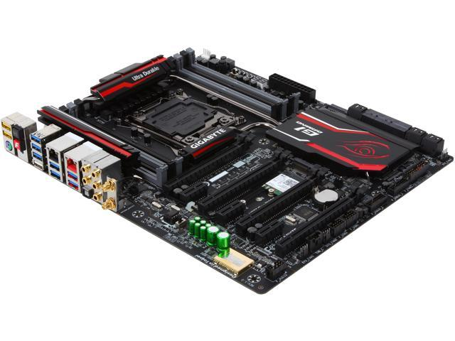 GIGABYTE GA-X99-GAMING G1 WIFI LGA 2011-v3 Intel X99 SATA 6Gb/s USB 3.0 Extended ATX Intel Motherboard