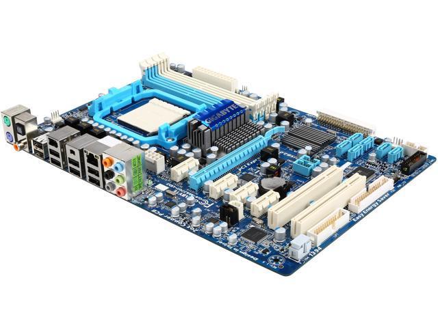GIGABYTE GA-MA770T-UD3 AM3 AMD 770 ATX AMD Motherboard