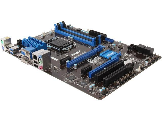 MSI B85-G41 PC Mate LGA 1150 Intel B85 HDMI 4 x SATA 6Gb/s USB 3.0 ATX High Performance CF Intel Motherboard