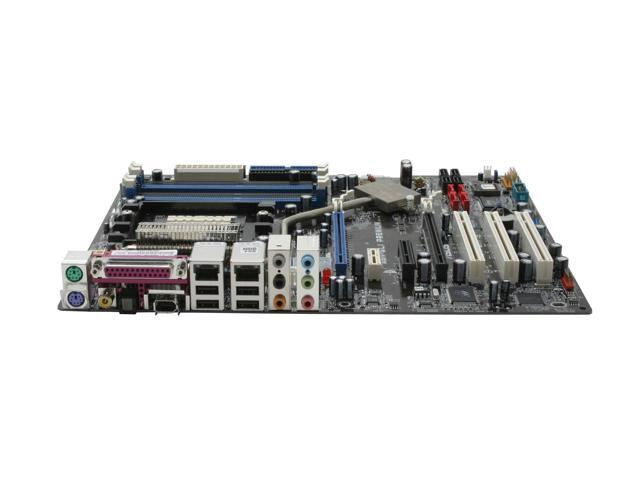 ASUS A8N-SLI Premium 939 NVIDIA nForce4 SLI ATX AMD Motherboard