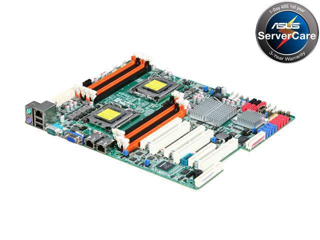 ASUS KCMA-D8 ATX Server Motherboard Dual Socket C32 AMD SR5670 DDR3 1333/1066/800