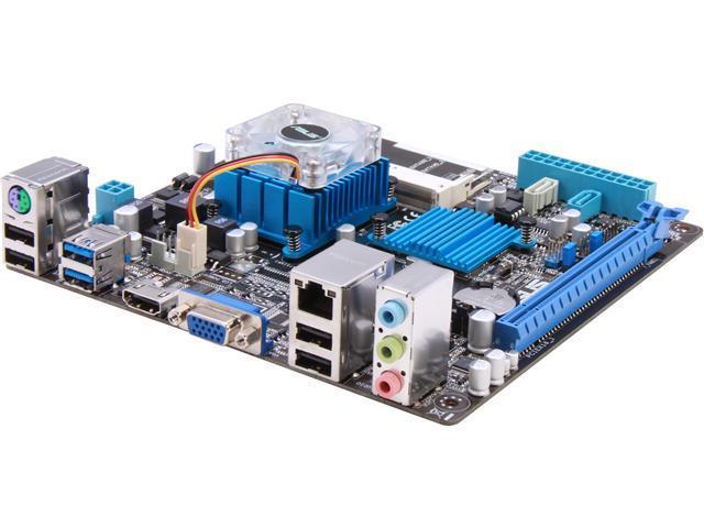 ASUS C8HM70-I/HDMI Intel Celeron BGA1023 Intel HM70 Mini ITX Motherboard/CPU/VGA Combo
