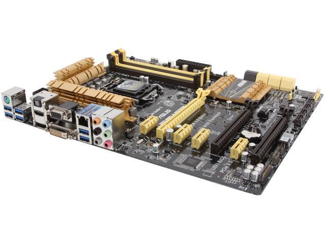 ASUS Z87-PRO (V EDITION) LGA 1150 Intel Z87 HDMI SATA 6Gb/s USB 3.0 ATX Intel Motherboard