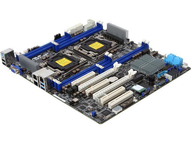 ASUS Z10PA-D8 ATX Server Motherboard Dual LGA 2011-3 DDR3 1600