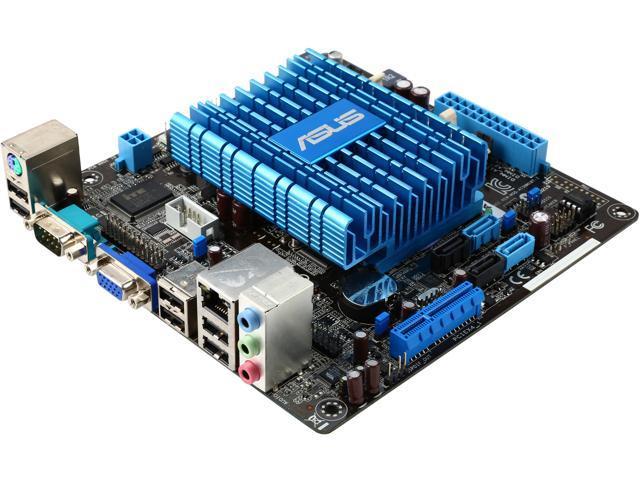 ASUS AT4NM10T-I-R Intel NM10 Mini ITX Intel Motherboard