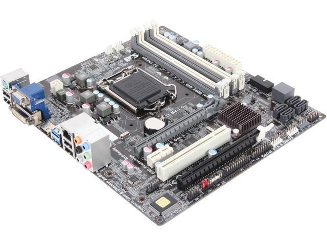 ECS H87H3-M(1.0) LGA 1150 Intel H87 HDMI SATA 6Gb/s USB 3.0 Micro ATX Intel Motherboard