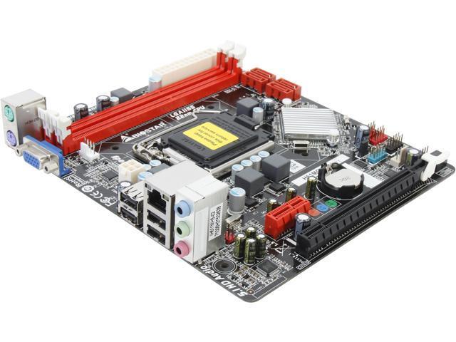 BIOSTAR H61MGV3 LGA 1155 Intel H61 Micro ATX Intel Motherboard