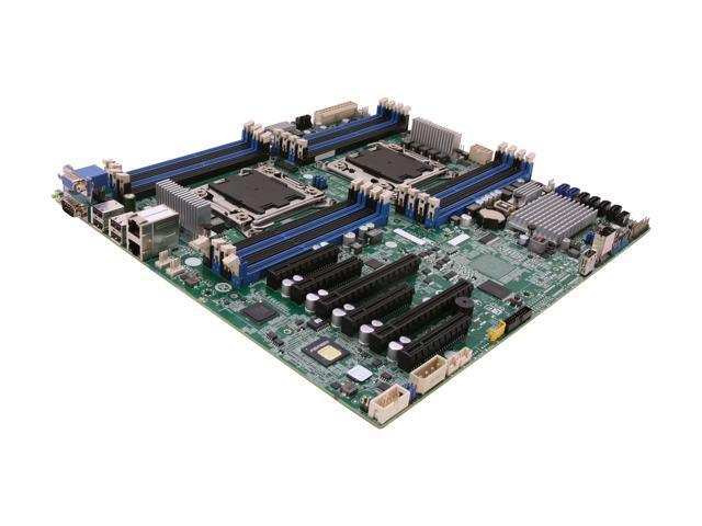 TYAN S7053GM2NR SSI EEB Server Motherboard Dual LGA 2011 DDR3 1600
