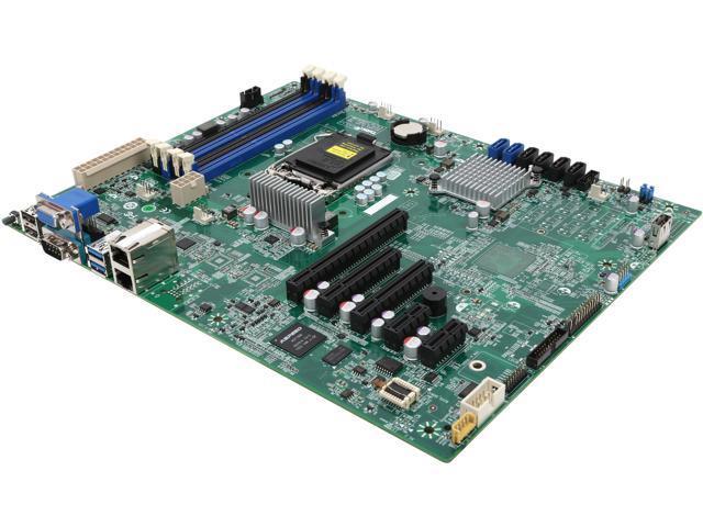 TYAN S5532G2NR-LE ATX Server Motherboard LGA 1150 Intel C222 DDR3 1600/1333/1066