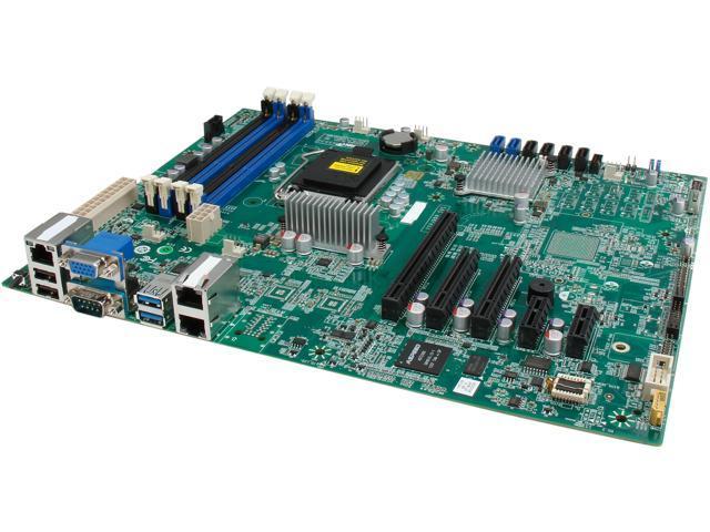 TYAN S5532GM2NR-LE ATX Server Motherboard LGA 1150 Intel C222 DDR3 1600/1333/1066