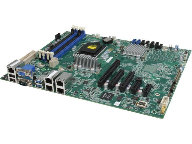 TYAN S5532GM4NR-LE ATX Server Motherboard LGA 1150 Intel C222 DDR3 1600/1333/1066
