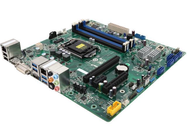 TYAN S5535AG2NR Micro ATX Server Motherboard LGA 1150 Intel Q87 DDR3 1600/1333/1066